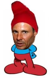 Steve 'Papa Smurf' Hirsch