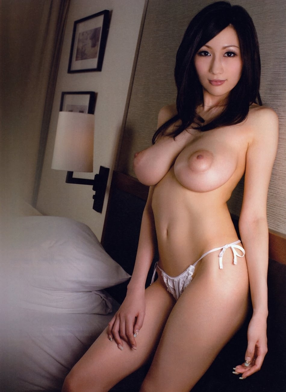 Busty Asian Topless 107