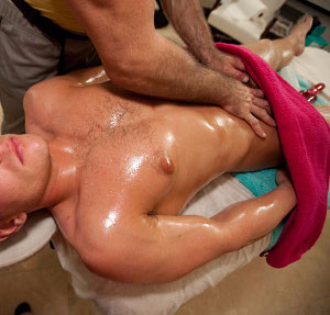 gay happy ending massage Clovis, California