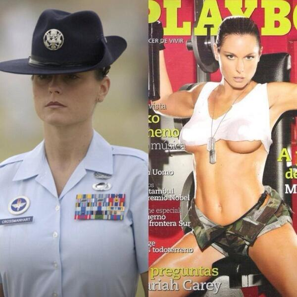 Discussion us air force women nude not