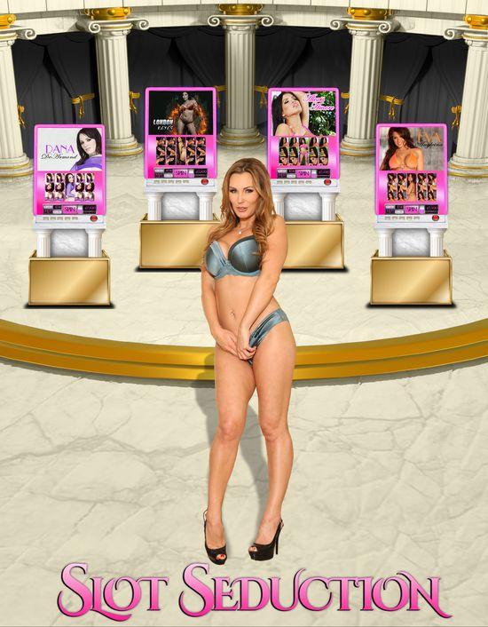 fashion model naked