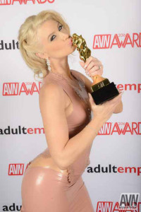 Anikka Albrite, photo by Chris King from AVN.com