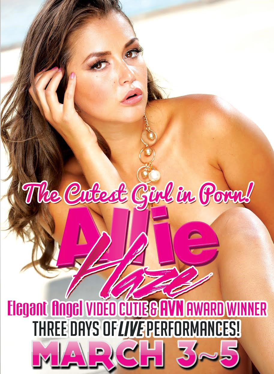 rearin' to go: 2 new anal scenes from allie haze «