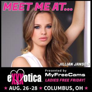 Jillian Janson0823TWEXXX