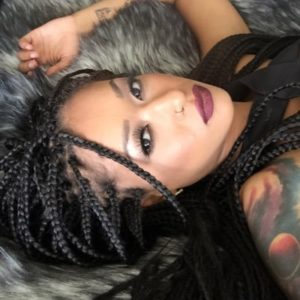 Raylin Joy / Skin Diamond
