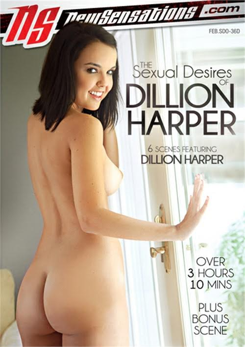 dillion harper new porn
