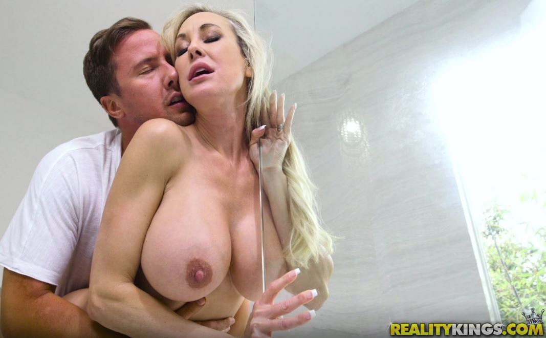 Afraid, reality kings brandi love right!